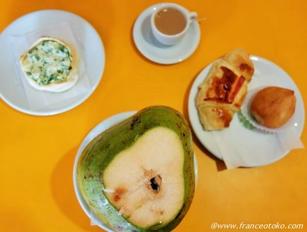 ブラジル 朝食