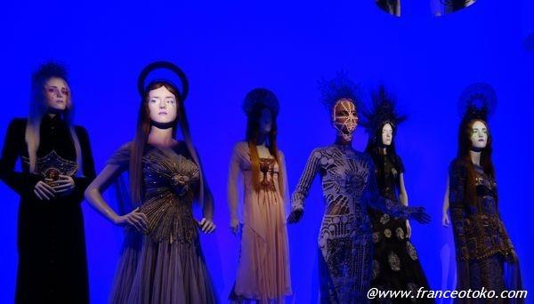 パリ ジャンポールゴルチエ展