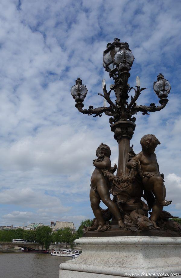 パリ 観光スポット