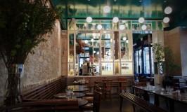 Loup パリのワイルドスタイリッシュレストラン