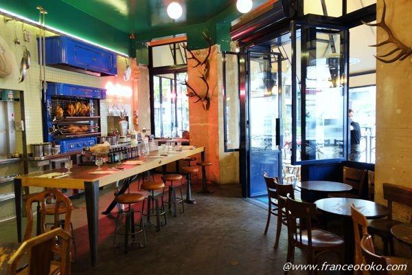 loup ルー パリ レストラン