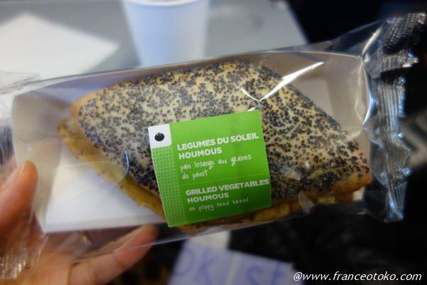 サンドイッチ フランス