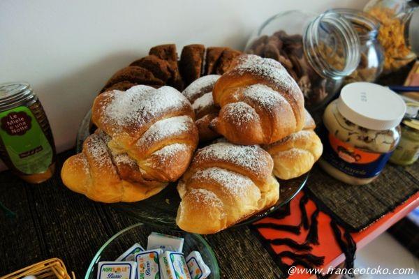 イタリア 朝ご飯
