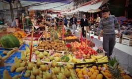 シチリアグルメ探しが楽しい!パレルモの市場ヴッチリア