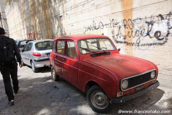 イタリア 車