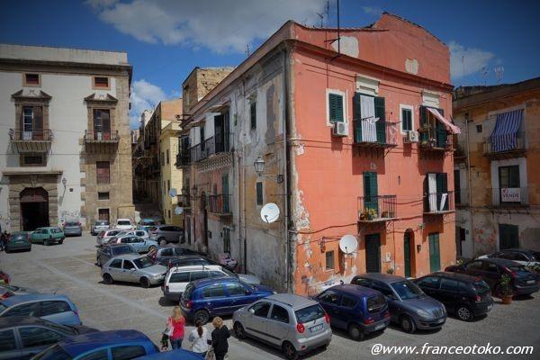 イタリア アパート