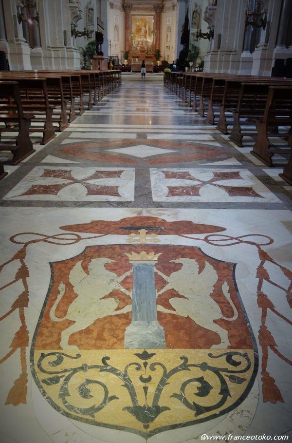 パレルモ シチリア 教会