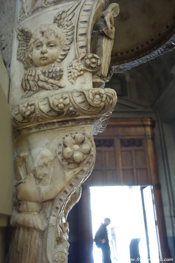 美しい彫刻 天使