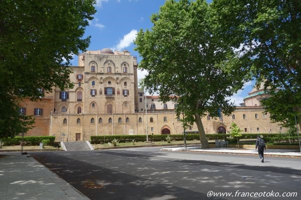 ノルマンニ宮殿