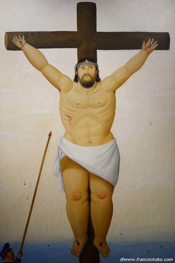 フェルナンド・ボテロ キリスト