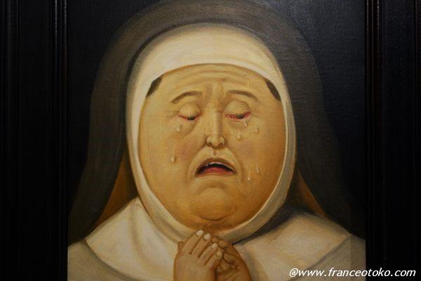 Fernando Botero via crusis