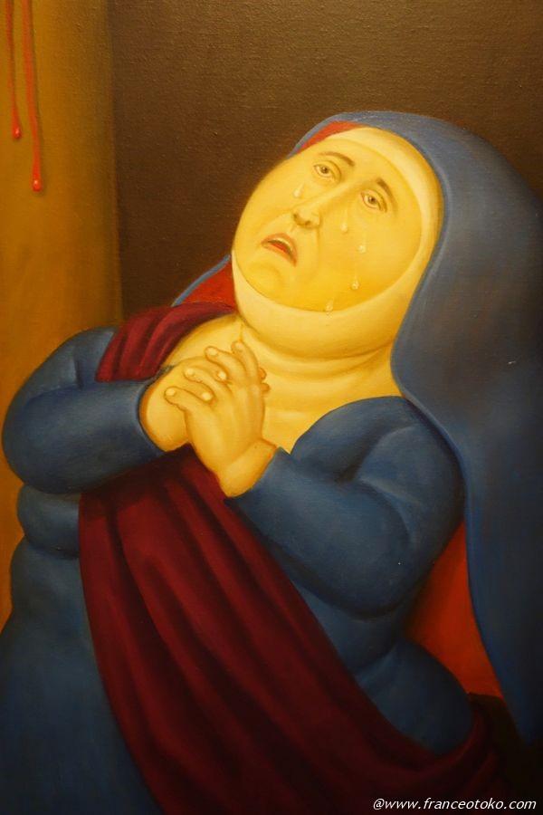 聖母マリア おもしろい