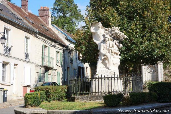 フランス文学 ゆかりの地