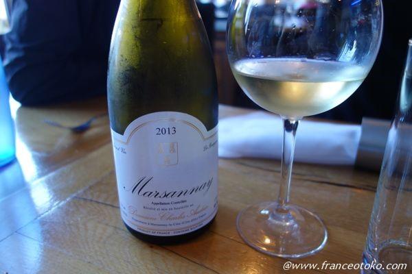 白ワイン おいしい