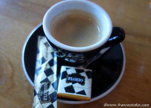 フランス カフェ