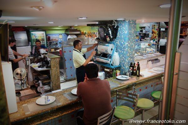 ロペス ブラジル レストラン