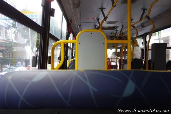 ブラジル バス