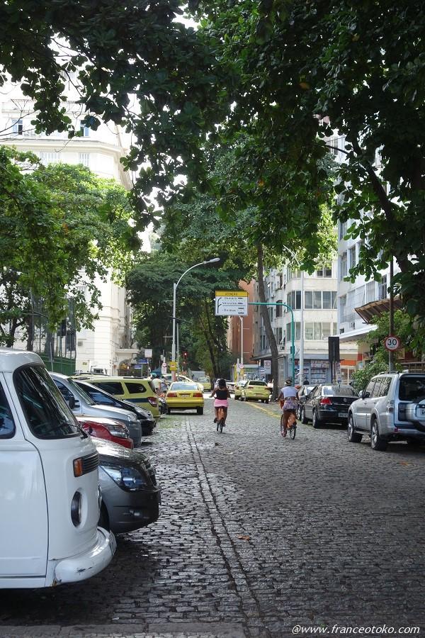 リオデジャネイロ 自転車