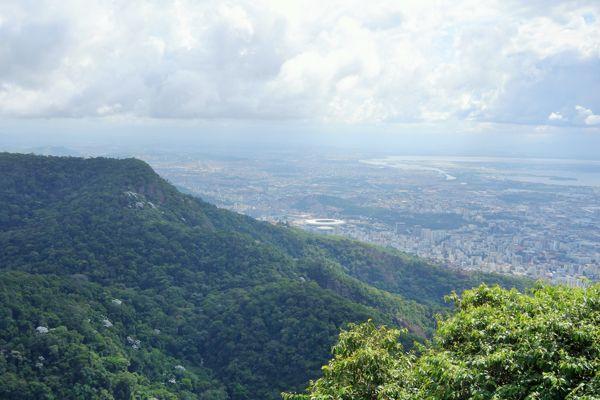リオ・デ・ジャネイロ 山