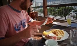 リオデジャネイロで朝食を♡やっぱり朝ご飯が好き