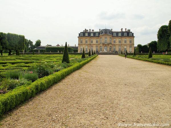 フランス パリ郊外 観光