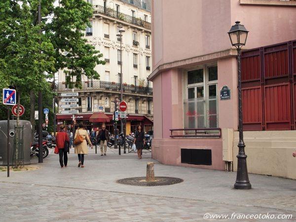 サンマルタン パリ