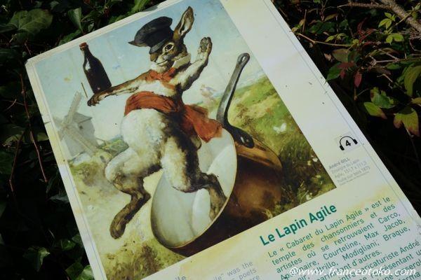 オラパンアジルのウサギ