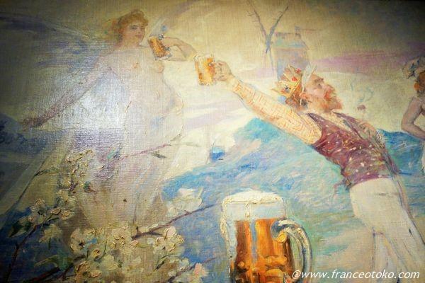 ビールの女神
