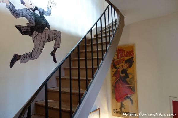 モンマルトル美術館 パリ アート散策