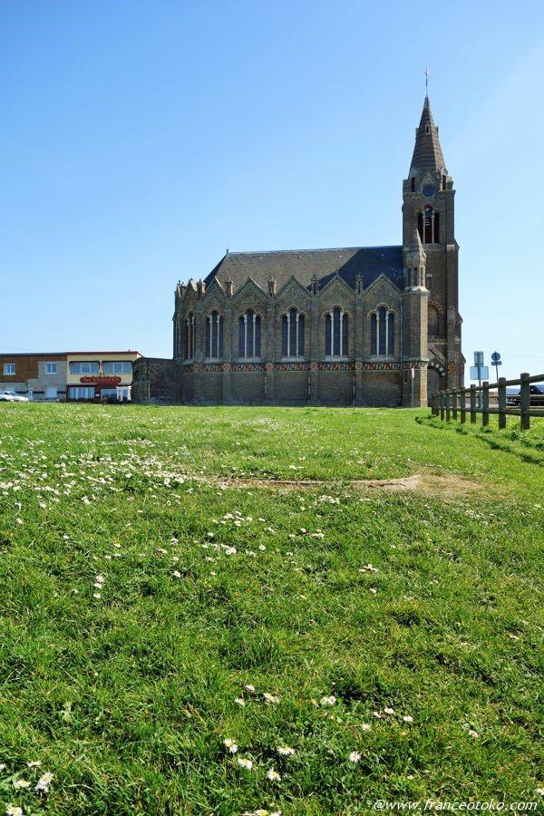 ディエップ 教会