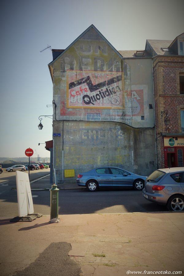 ディエップ フランスの港町