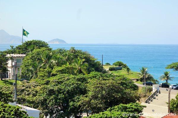 ブラジル 海