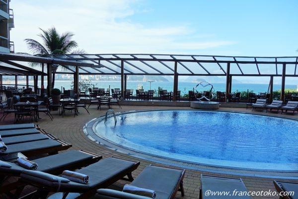 プール ホテル ブラジル