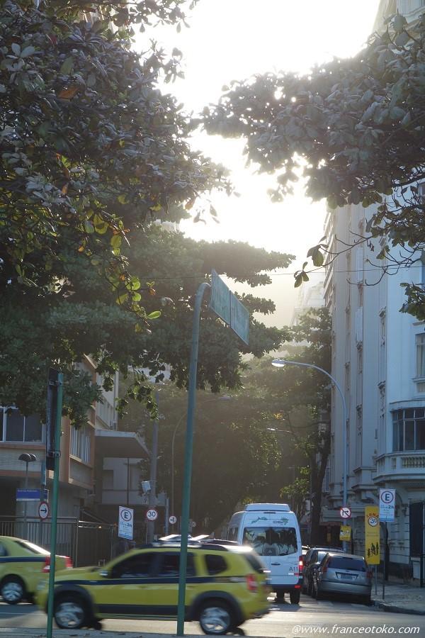 リオデジャネイロ タクシー