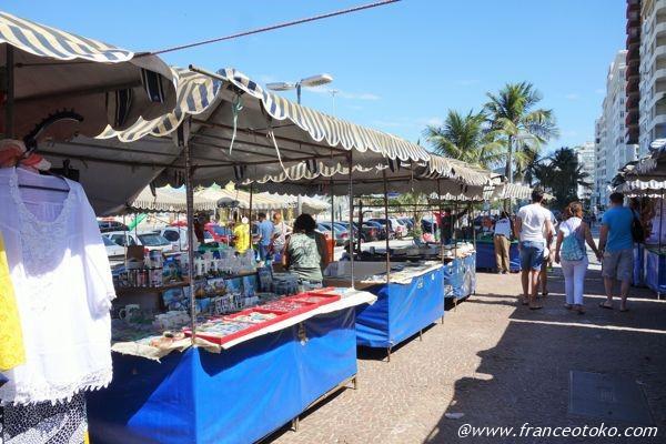 リオデジャネイロ みやげマーケット