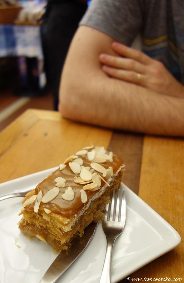 ブラジル おいしいケーキ