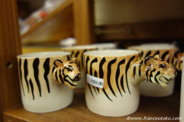 トラ カップ 食器