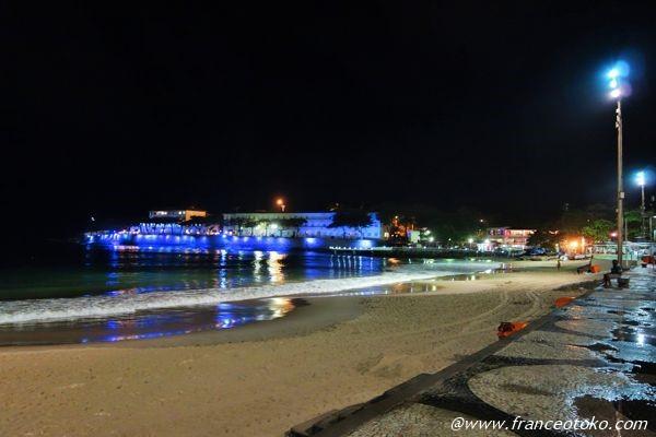 コパカバーナ 夜景