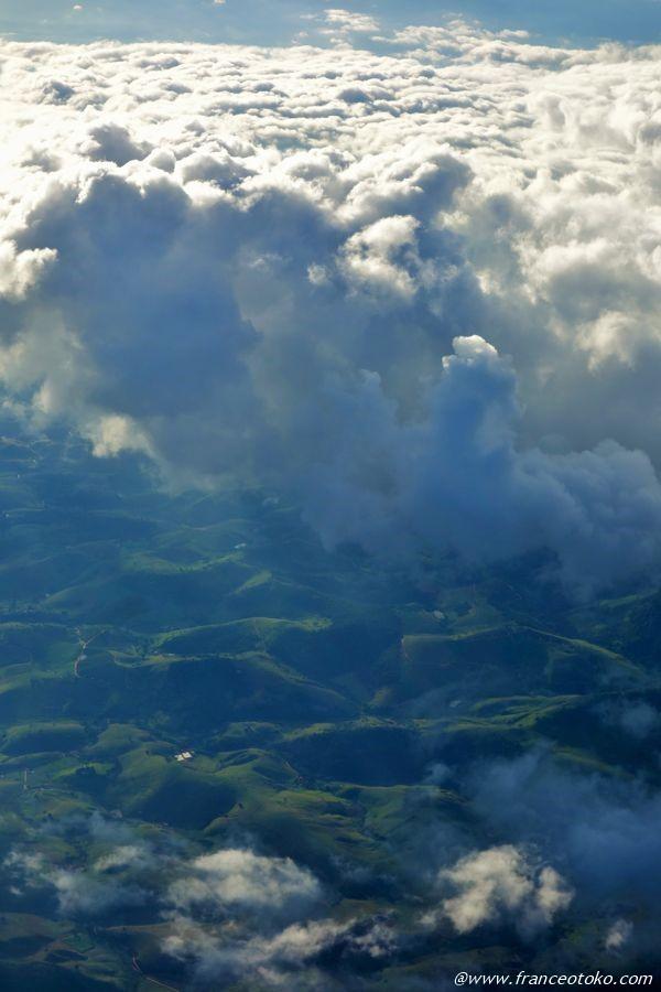 ブラジル 飛行機
