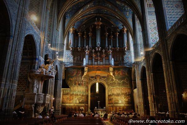 フランス 世界遺産 教会