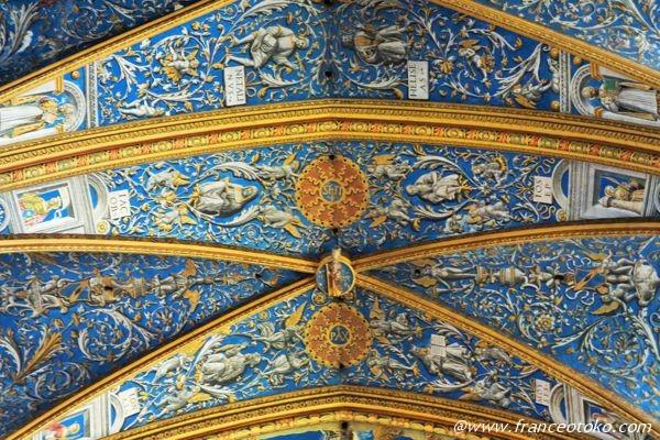 アルビ サントセシル大聖堂