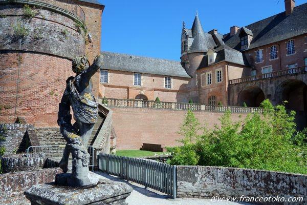 ベルビ宮殿 フランス