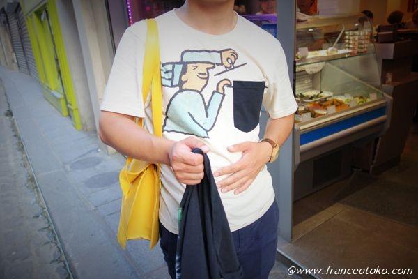 コレット Tシャツ