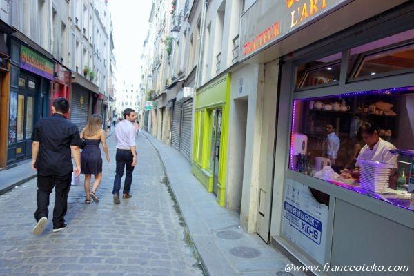 パリ おいしい中華