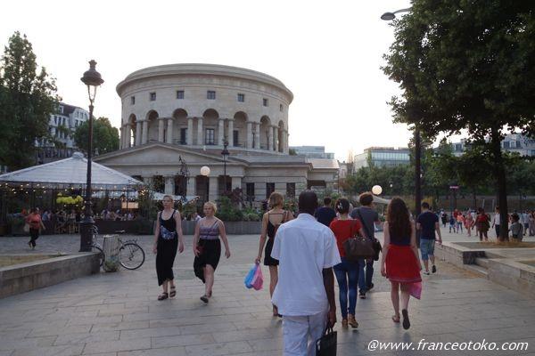 パリ サンマルタン