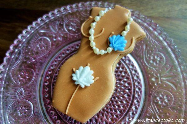 かわいい アイシングクッキー