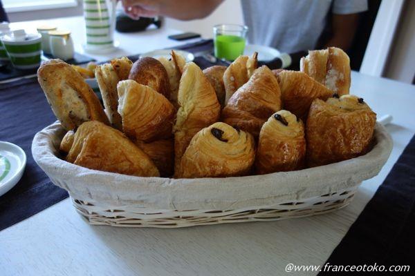 フランス パンオショコラ クロワッサン