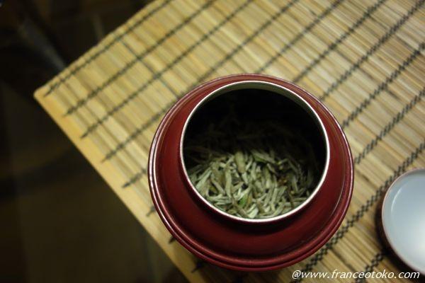 フランス こだわりの中国茶