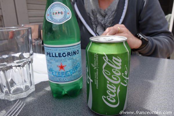 コーラ 緑