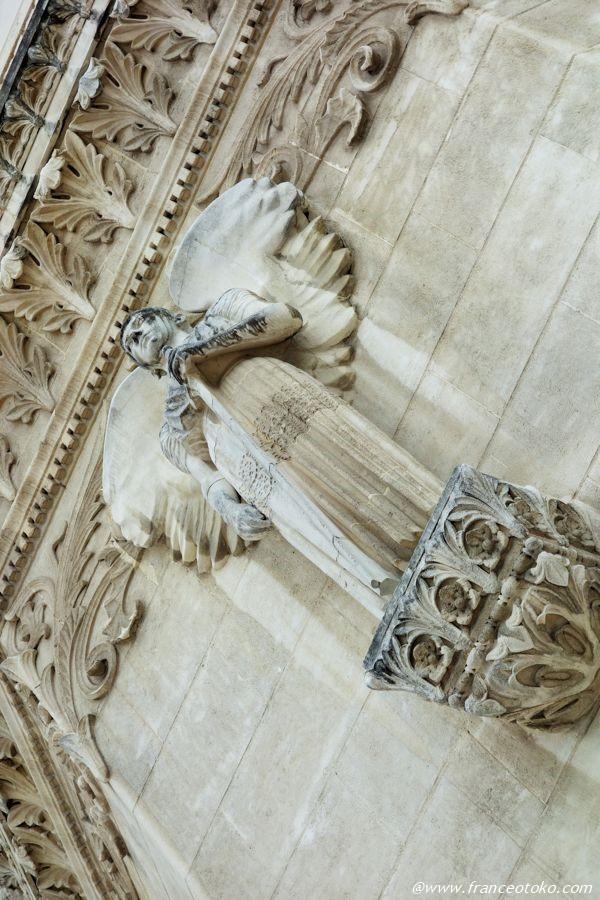 天使 彫刻